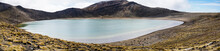 Crater Lake, Tongariro Crossing, New Zealand