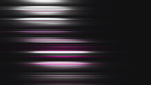 Hi Tech Polygon Texture . Neon Speed Lines. Glowing Blurred Led Light Stripes In Motion Over On Abstract Background Rainbow Rays. Future Tech. Magic Moving Fast Lines Wallpaper. Stock Illustration.