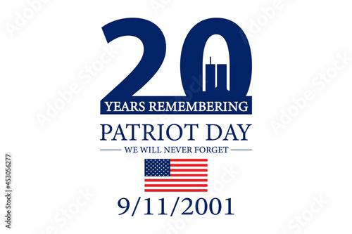 Fotografia 9 11 Patriot Day 2021