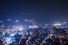 長崎の夜景(新日本三大夜景)