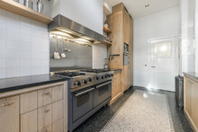 Contemporary Kitchen With New Furniture