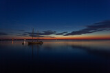 Fototapeta Fototapety do łazienki - Sundown above Baltic sea