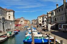 Venezia, Canale Di Chioggia
