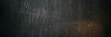 Dark Painted Wall Texture Background