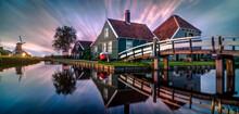 House In Zaanse Schans