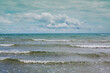 Leinwandbild Motiv Sea