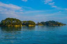日本三景・松島の風景