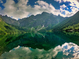 góry i jeziora