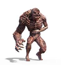 Hideous Monster