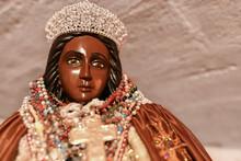 Black Saint Sarah, The Patroness Of The Gypsies