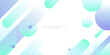 Light blue and light green abstract background