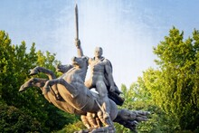 Statue Of Yerevan