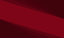 Red Abstract Geometry Vector Background