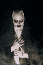 Ghost Of The Cursed Nun