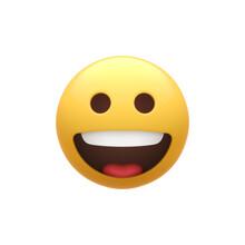 Grin Smiley Face