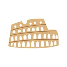 Italy Landmark Vector Illustration Design
