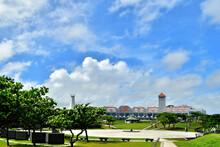 平和祈念公園(平和の礎)/沖縄県糸満市