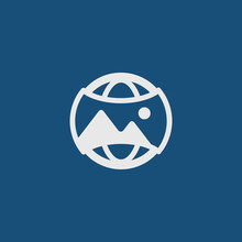Camera Sphere - App Icon Button