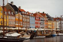 Nyhavn St. Copenhagen Denmark