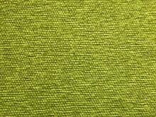 Lime Green Woven Upholstery Fabric Texture