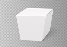 Wok Box Mockup, Blank Take Away Food Container. Empty Bag For Chinese Meal, Noodles Or Fastfood