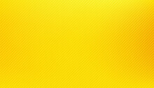Bright Yellow Background With Lines Pattern
