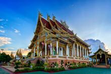 Sanctuary Lamphun's Temple,Wat Tonphueng