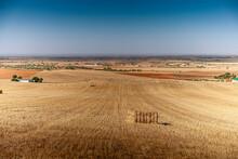 The Flat Fields Of La Mancha