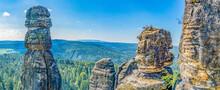 Barbarine - Wandern Sächsische Schweiz Pfaffenstein Elbsandsteingebirge
