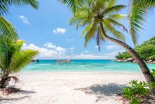 Petite Anse Kerlan Beach, Praslin, Sechelles