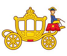 Gouden Koets Dutch Royal Golden Coach