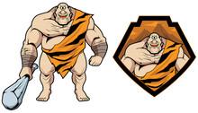 Cyclops Fantasy Mascot