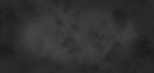 Dark Black Abstract Texture Banner Background Pattern Wallpaper