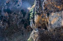 Sheer Stone Cliffs, Background