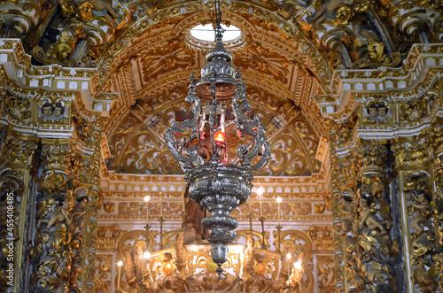 Stampa su Tela Igreja de Ouro em Salvador - Convento de São Francisco de Assis