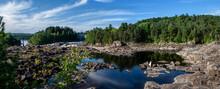 Les Sentiers De La Rivière Shawinigan, Quebec, Canada