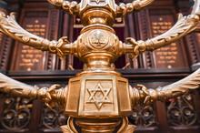 Synagogue Bruxelles Temple Judaisme Israelite Juif Religion Menorah Culte