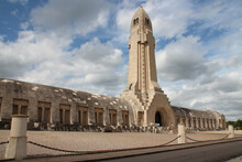 Douaumont Ossuary Closed To Verdun (france)
