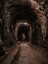 Tunnel In The Old Mine