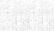 Abstract Vector Noise. Grunge Texture Overlay With Rough And Fine Black Particles Isolated On White Background