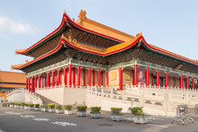 National Concert Hall At Liberty Square In Taipei City
