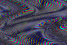 Glitch TV Noise Digital Photo Background Computer Screen Error Digital Pixel Noise Abstract Design Of Photo Glitch And Television Signal Fail Data Decay And Noise