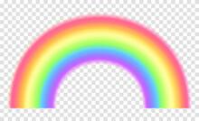 Fantasy Background Of Rainbow Magic Sky In Sparkling Stars.