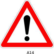 Warning Sign Road