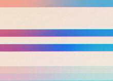 Minimal Colorful Gradient Tracks Composition