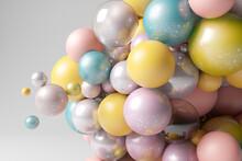 Spheres Cluster