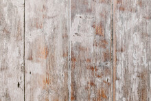 Texture Of Old, Rustic Wooden Wall