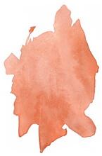 A Watercolor Texture Backgroud Vertical