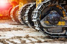 Tractor Heavy Industry Steel Wheel