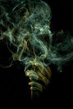 Nakładka Do Photoshop Kolorowy Dym